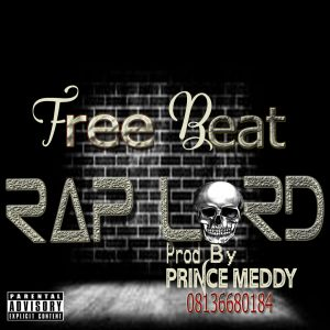 [Sweet Gbedu] Free Beat – Rap Lord [Prod by Prince Meddy]