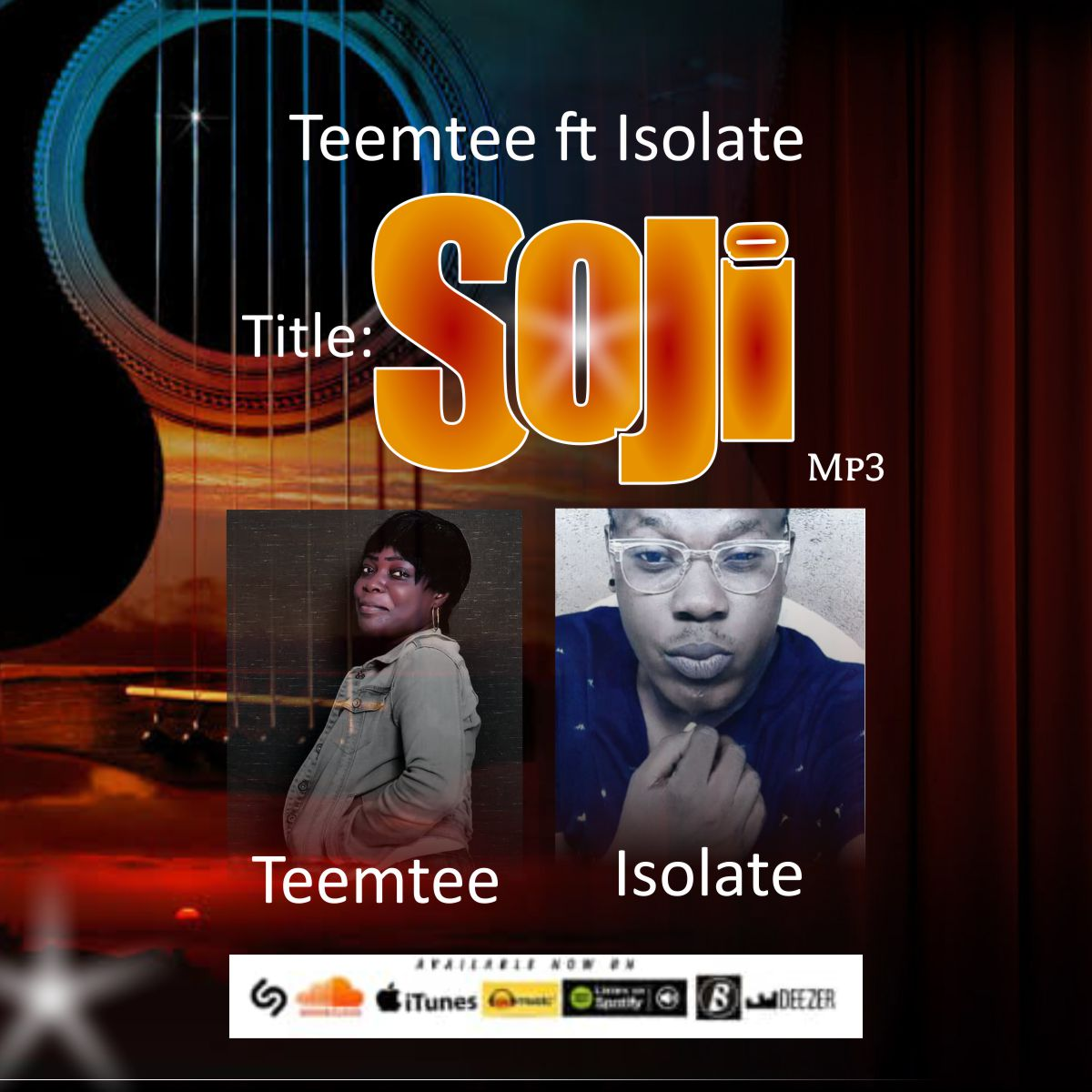 MUSIC: Teemtee – Soji (feat. Isolate) DOWNLOAD MP3