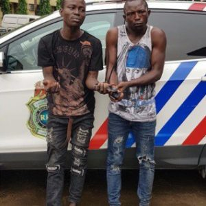 Lekki Robbers Rearrested after Five Days of Freedom.