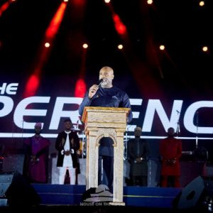 It Was An Amazing Night of Praise & Worship: Watch the Highlights of #TheExperience 13