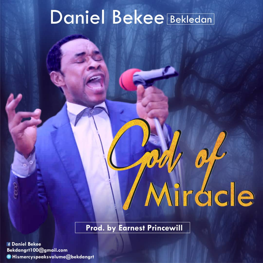 Download Bekledan – God of Miracle (Prod. by Earnest Princewill)