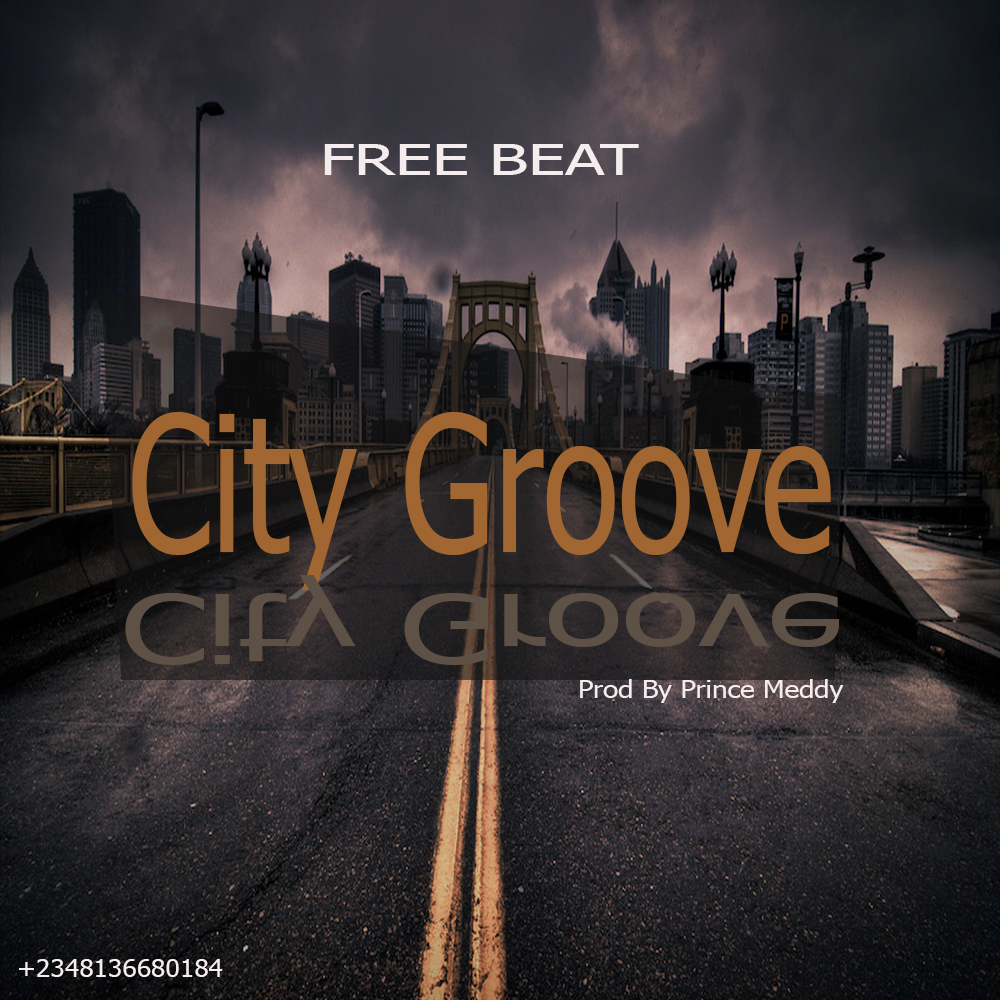 [Sweet Gbedu] Free Beat – City Groove [Prod By Prince Meddy]